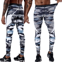 Men Clothing Compression Pants Men Fitness Muscle Leggings Sportswear Sweatpants Gyms Male Trousers Workout Mens Joggers Pants