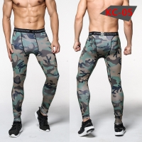 Mens Compression Camouflage leggings Bodybuilding Skin Tight MMA Workout gyms Fitness Tight pants Joggers trousers Sportswear