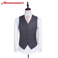 Classic Groom Suit Vests Groomsmens Vest Custom Made Man Waistcoat Suit Waistcoat Man Top