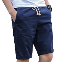 Hot 2018 Newest Summer Casual Shorts Men's Cotton Fashion Style Man Shorts Bermuda Beach Shorts Plus Size 4XL 5XL Short Men Male