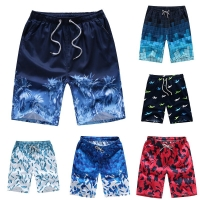 MoneRffi Torridity Men and Women Board Shorts Printed Beach  Trunks Muliti Styles boardshort Loose Drawstring Casual Shorts