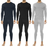 Winter Thermal Underwear Sets Men Brand Thermo Shirt Quick Dry Anti-microbial Stretch 2019 Men Thermo Underwear Male Warm termo