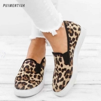 PUIMENTIUA Women Flats 2020 Fashion  Women Casual Shoes Torridity Flat Shoes Women Loafers Flats  Shoes Black
