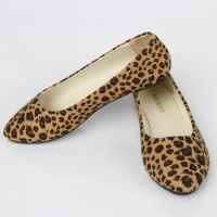 Sexy Leopard Women Flats Shoes 2019 Fashion Shallow All Match Pointy Toe Sapato Feminino Zapatos Loafers Shoes