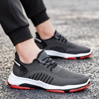 PUIMENTIUA 2019 Men Vulcanize Shoes  Sneakers Wear-resisting Non-slip Male Mesh Tenis Masculino Plus Size Footwear