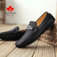 Men Loafers Shoes Spring 2020 Fashion Boat Footwear Man Brand Leather Moccasins Men'S Shoes Men Comfy Drive Men's Casual Shoes