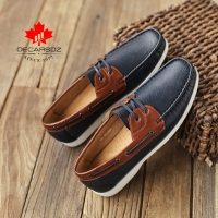 Men Loafers Shoes 2019 New Men's Casual Shoes Men Fashion Moccasins Boat Footwear Male Brand Comfy Slip-On Leisure Men's Shoes