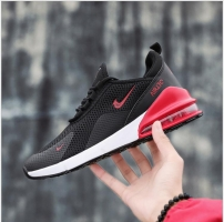 Spring and autumn new men's shoes trend men's travel cushion shoes casual sports student casual shoes