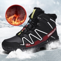 Multicolor New  Hiking Shoes Casual outdoor waterproof shoes Plus velvet / no velvet optional Outdoor Shoes Non-slip Shoes